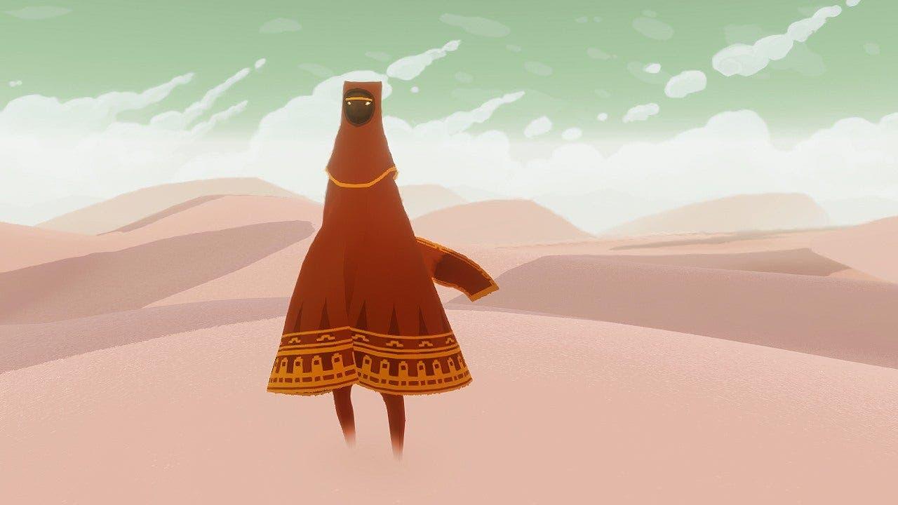 Imagen de Journey celebra su lanzamiento en PC con un tráiler