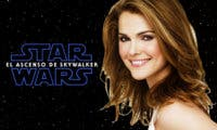Keri Russell lloró con el guion de Star Wars: El ascenso de Skywalker