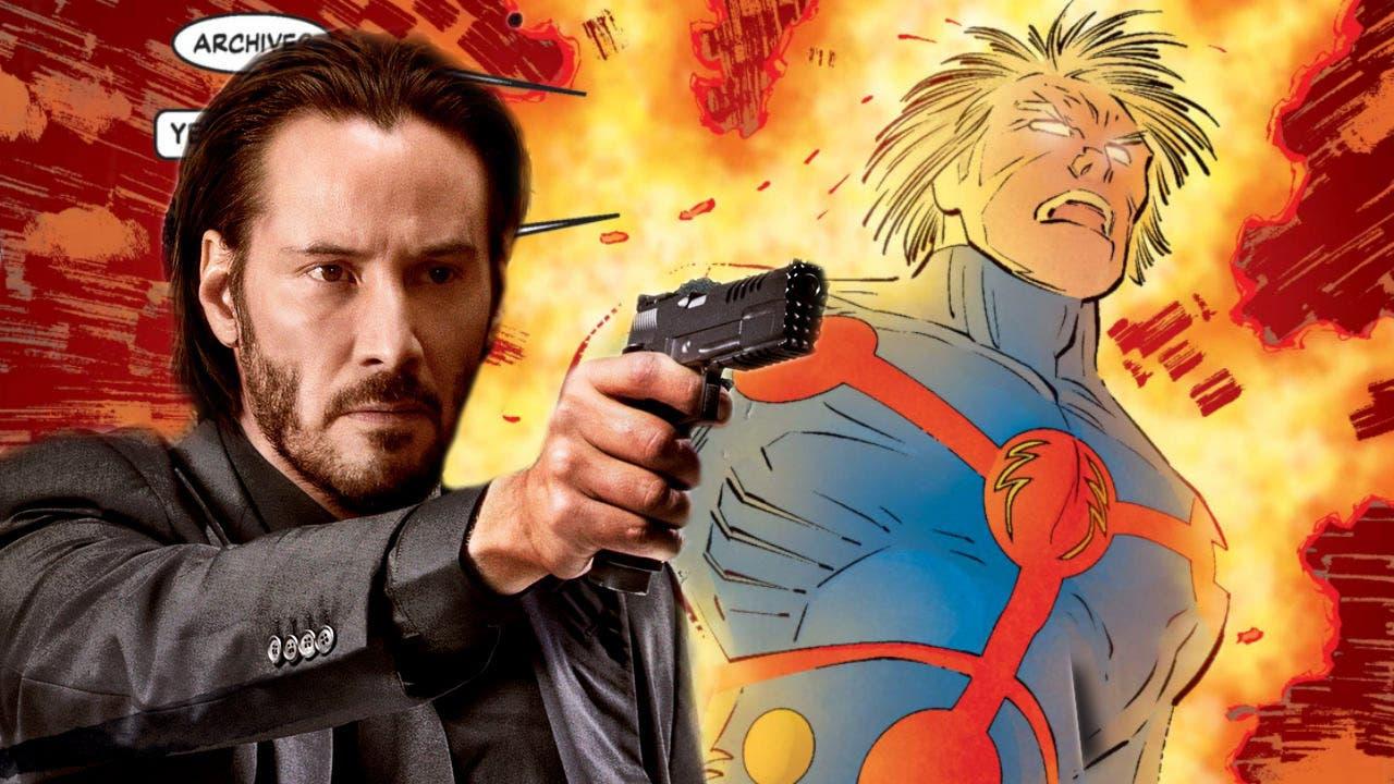Imagen de De John Wick al UCM: Keanu Reeves podría aterrizar en el reparto de Los Eternos
