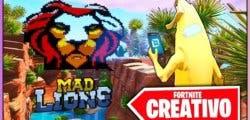 MAD Lions E.C. Fortnite