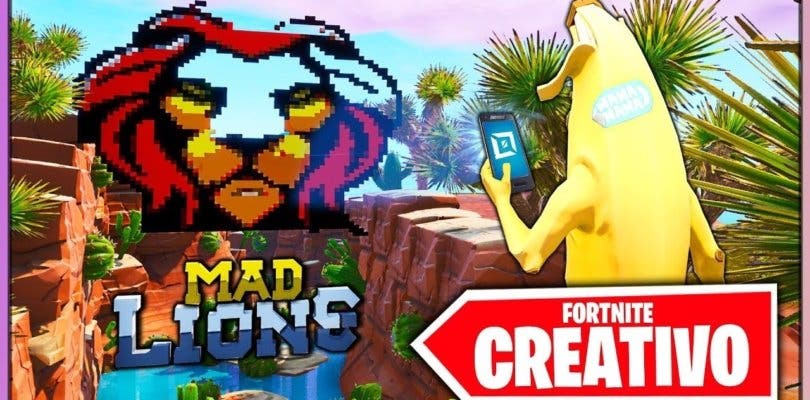 MAD Lions E.C. Fortnite