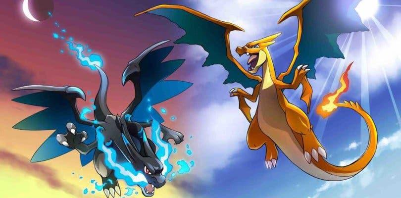 Pok mon espada y escudo no contar ni con mega evoluciones - Evolution de dracaufeu ...