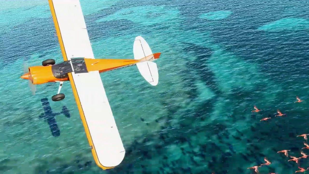Imagen de Flight Simulator vuelve a exhibirse en un espectacular tráiler