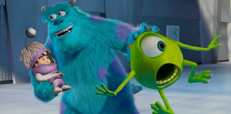 Monsters At Work, la serie que traerá de vuelta a Sulley y Mike ya tiene logo oficial
