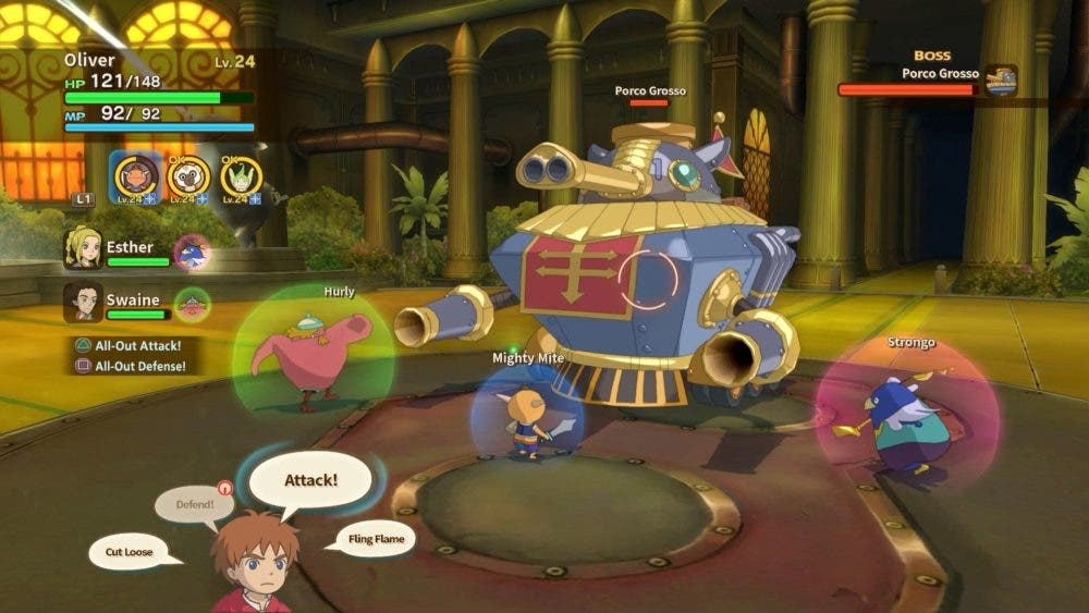 Ni no Kuni Remastered 2