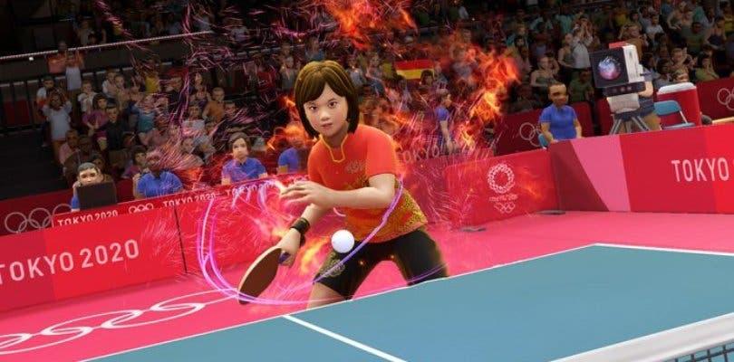 Olympic Games Tokyo 2020: The Official Video Game muestra en vídeo el baloncesto y el tenis de mesa