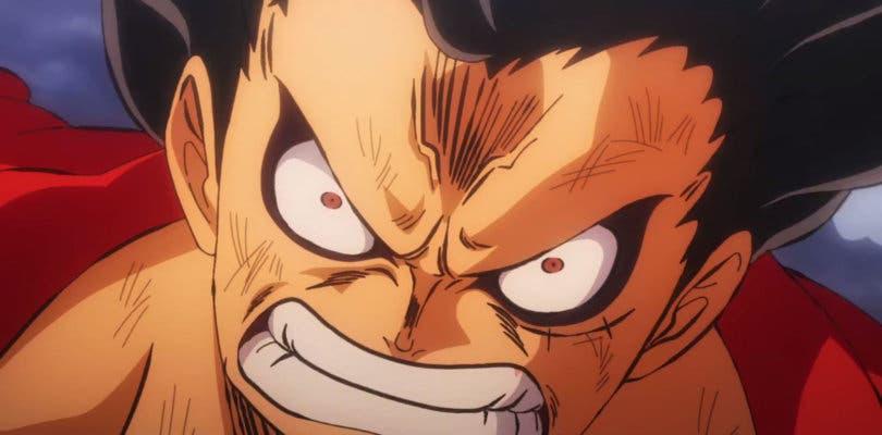 One Piece Stampede desata una bacanal de acción en su último tráiler