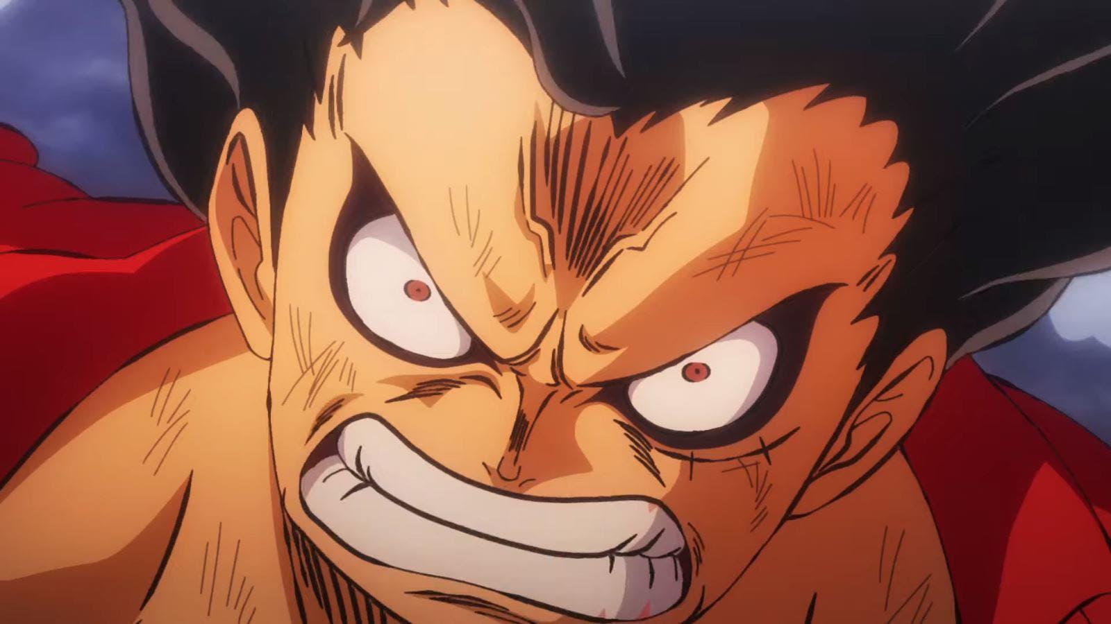 Imagen de One Piece Stampede muestra su espectacular tráiler final