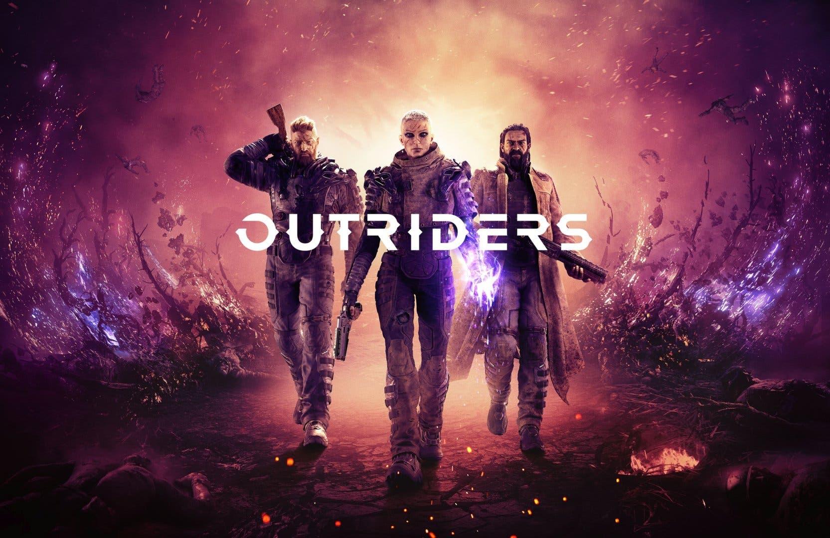 Imagen de Outriders aparece en un nuevo diario de desarrollo