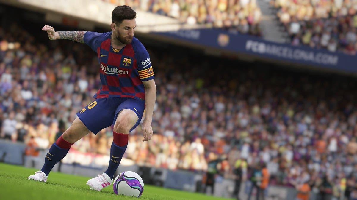 Imagen de Primeras impresiones de eFootball PES 2020: La jugabilidad sigue siendo su punto fuerte