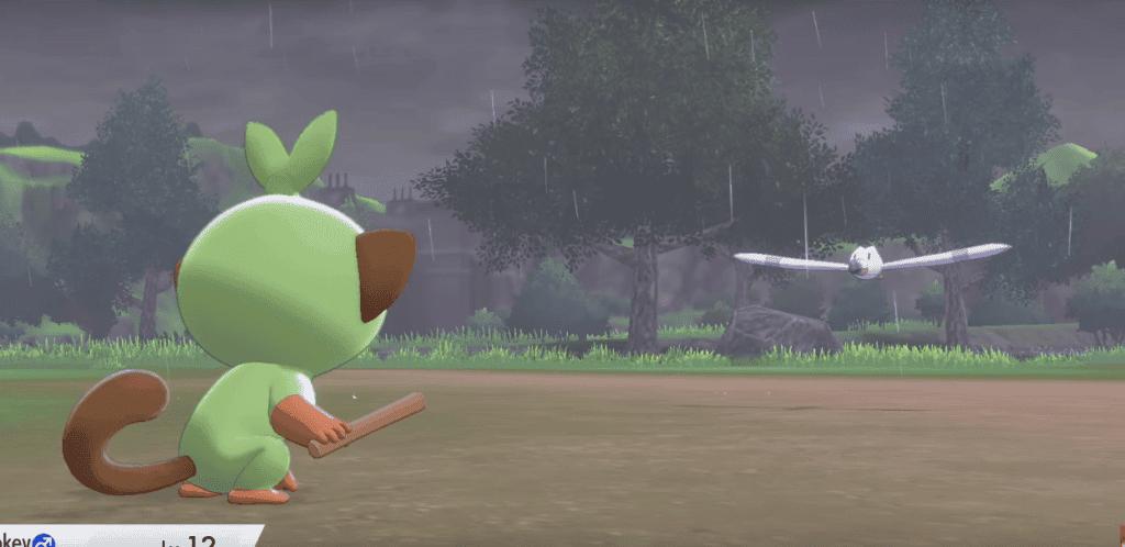 Pokémon Espada y Escudo 13