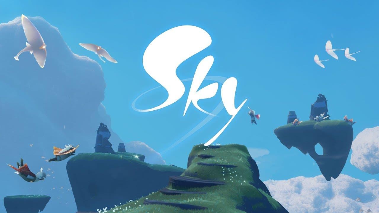 Imagen de Sky: Children of the Light, de los creadores de Journey, fecha su lanzamiento