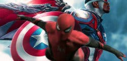 Falcon estuvo cerca de debutar como Capitán América en Spider-Man: Lejos de casa