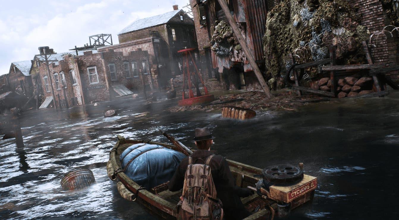 Imagen de The Sinking City aprovechará las funcionalidades exclusivas de Nintendo Switch