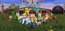 Toy Story x Minecraft Screenshot