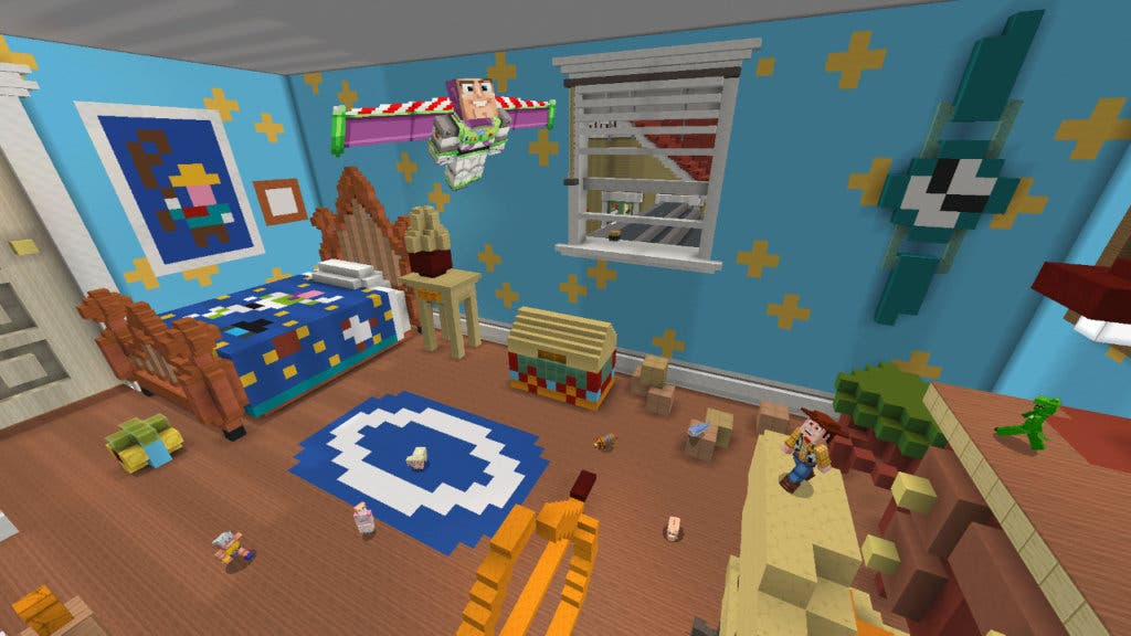 Toy Story x Minecraft Screenshot (1)