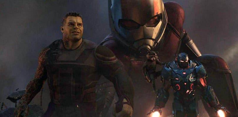 Vengadores: Endgame ya ha superado virtualmente la taquilla de Avatar