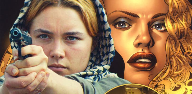 Florence Pugh interpretaría a Yelena Belova en Viuda Negra