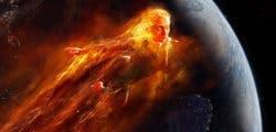 Un concept-art confirma el parecido entre el final de X-Men: Fénix Oscura y el de Capitana Marvel