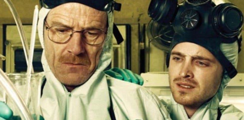 ¿Walter y Jesse juntos?: Una foto enloquece a los fans de Breaking Bad