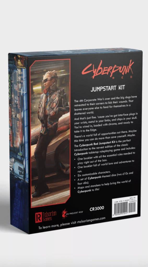 cyberpunk red starter kit 2 min