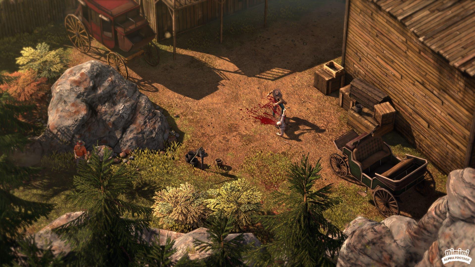Imagen de THQ Nordic enseña de nuevo Desperados III, aventuras tácticas en el salvaje oeste