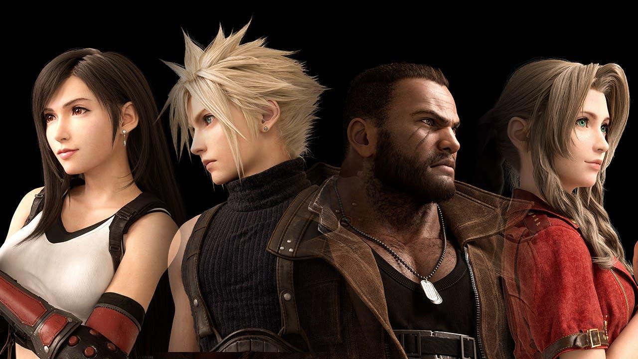 Imagen de Final Fantasy VII Remake se luce en una gran cantidad de nuevas imágenes