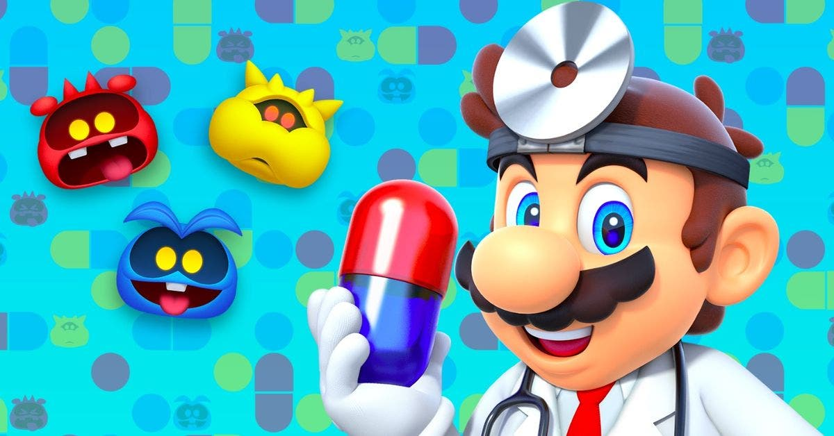 "Imagen de Dr. Mario World ""presume"" de cifras en su primer mes disponible"