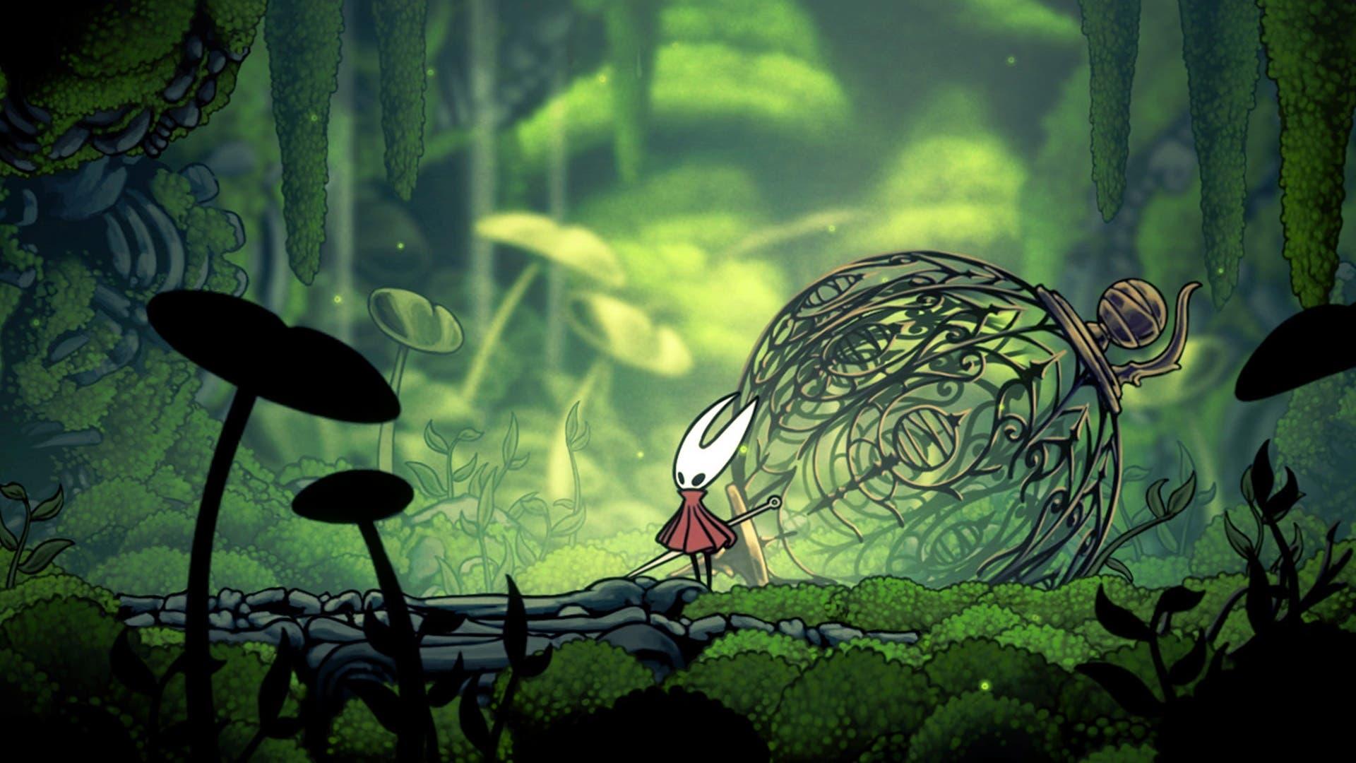Imagen de Hollow Knight: Silksong se encuentra en sus fases finales de pruebas
