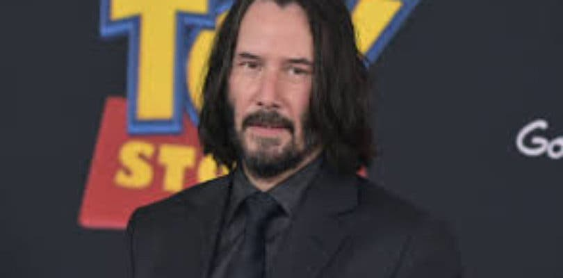 Keanu Reeves fue elegido a ciegas para poner voz a uno de los personajes de Toy Story 4