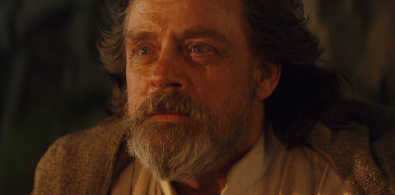 Mark Hamill insinúa su presencia en Star Wars: El ascenso de Skywalker