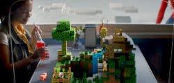 Minecraft Earth se deja ver en acción y desvela nuevos detalles