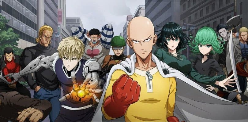 one punch: man road to hero