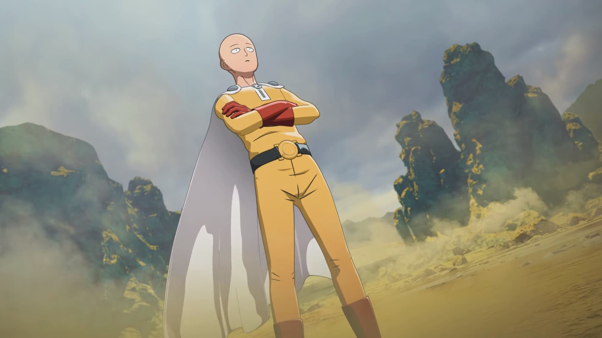 Imagen de One Punch Man: A Hero Nobody Knows es anunciado para PS4, Xbox One y PC