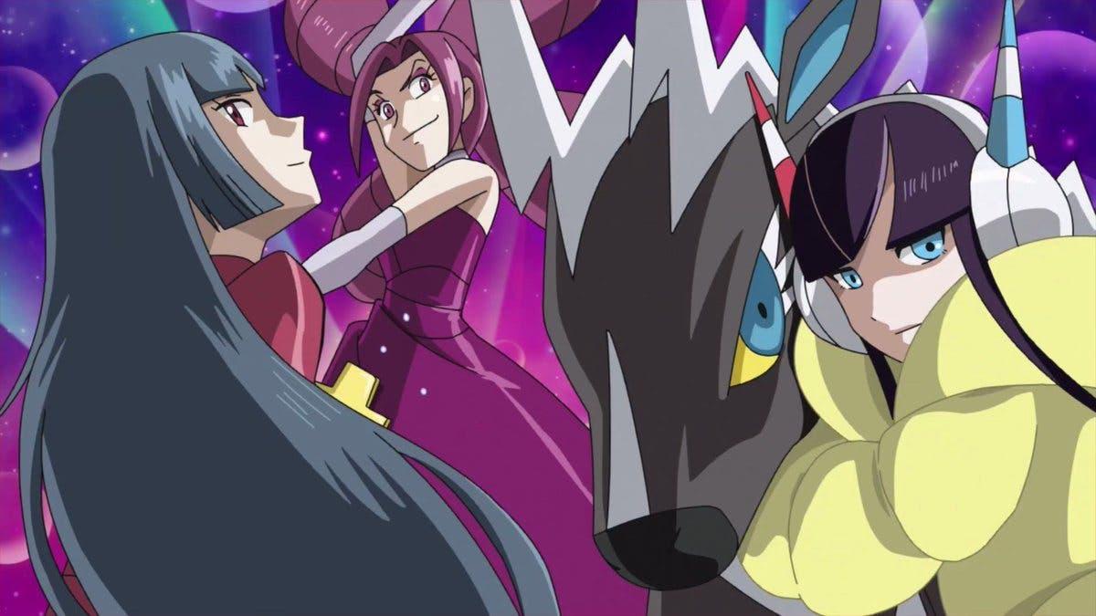 Imagen de Pokémon Masters ya permite reclutar a Fantina y Mismagius