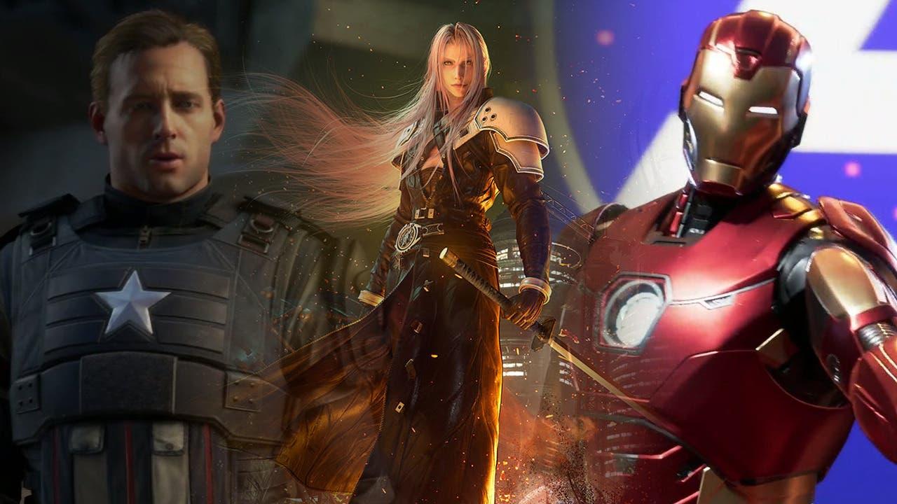 Imagen de Square Enix desmiente los rumores de su compra por parte de PlayStation o Xbox
