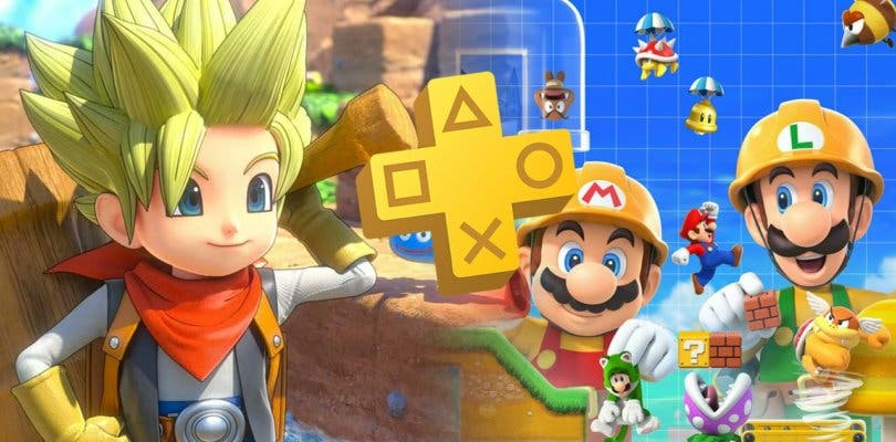 Super Mario Maker 2, PS Plus, Dragon Quest Builders 2: Los mejores vídeos de la semana