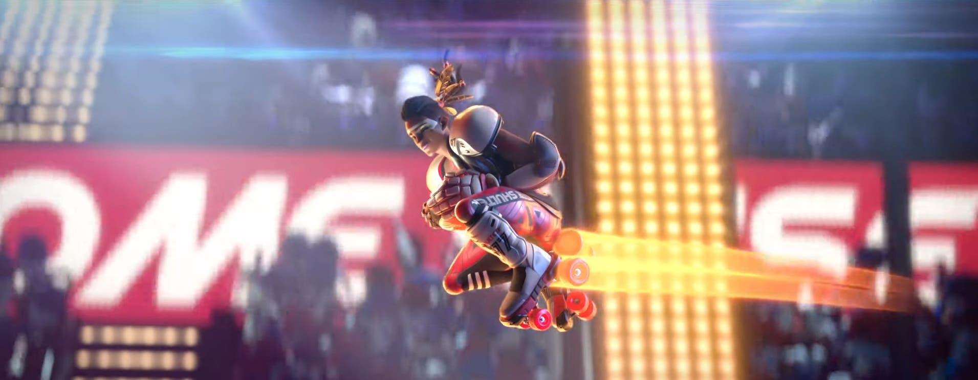 Imagen de Roller Champions se hace oficial en el E3 2019 como un nuevo free-to-play