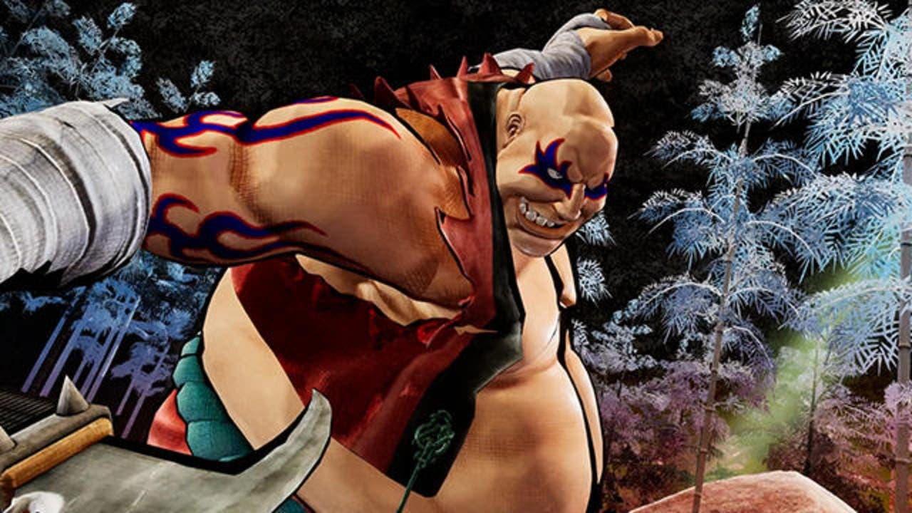 Imagen de Earthquake desata todo su poder en el nuevo tráiler de Samurai Shodown