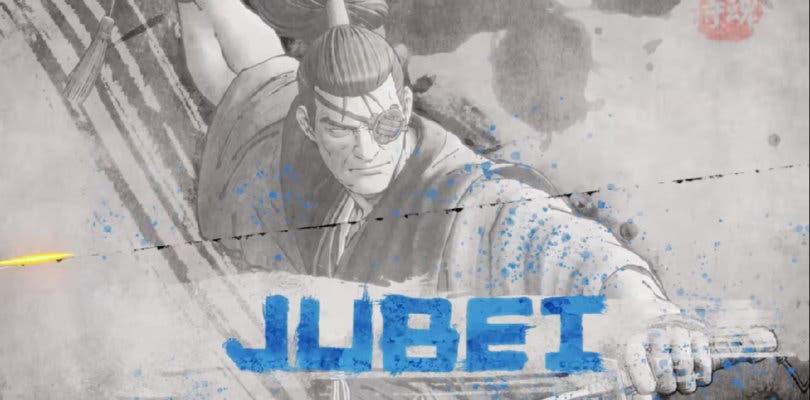 Samurai Shodown nos deja hoy con la presentación en vídeo de Jubei