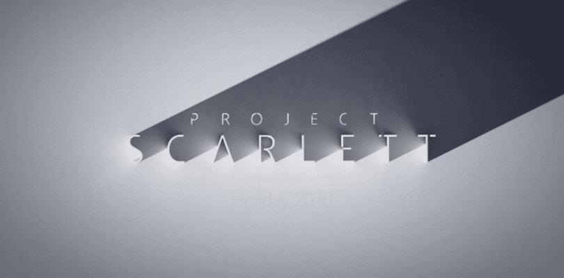 Project Scarlett: primeros detalles oficiales y fecha de la próxima consola de Xbox