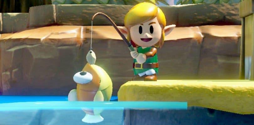The Legend of Zelda: Link's Awakening presenta su preciosa edición limitada