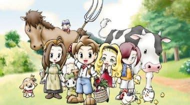 Imagen de Story of Seasons: Friends of Mineral Town nos deja nuevas capturas e información de personajes