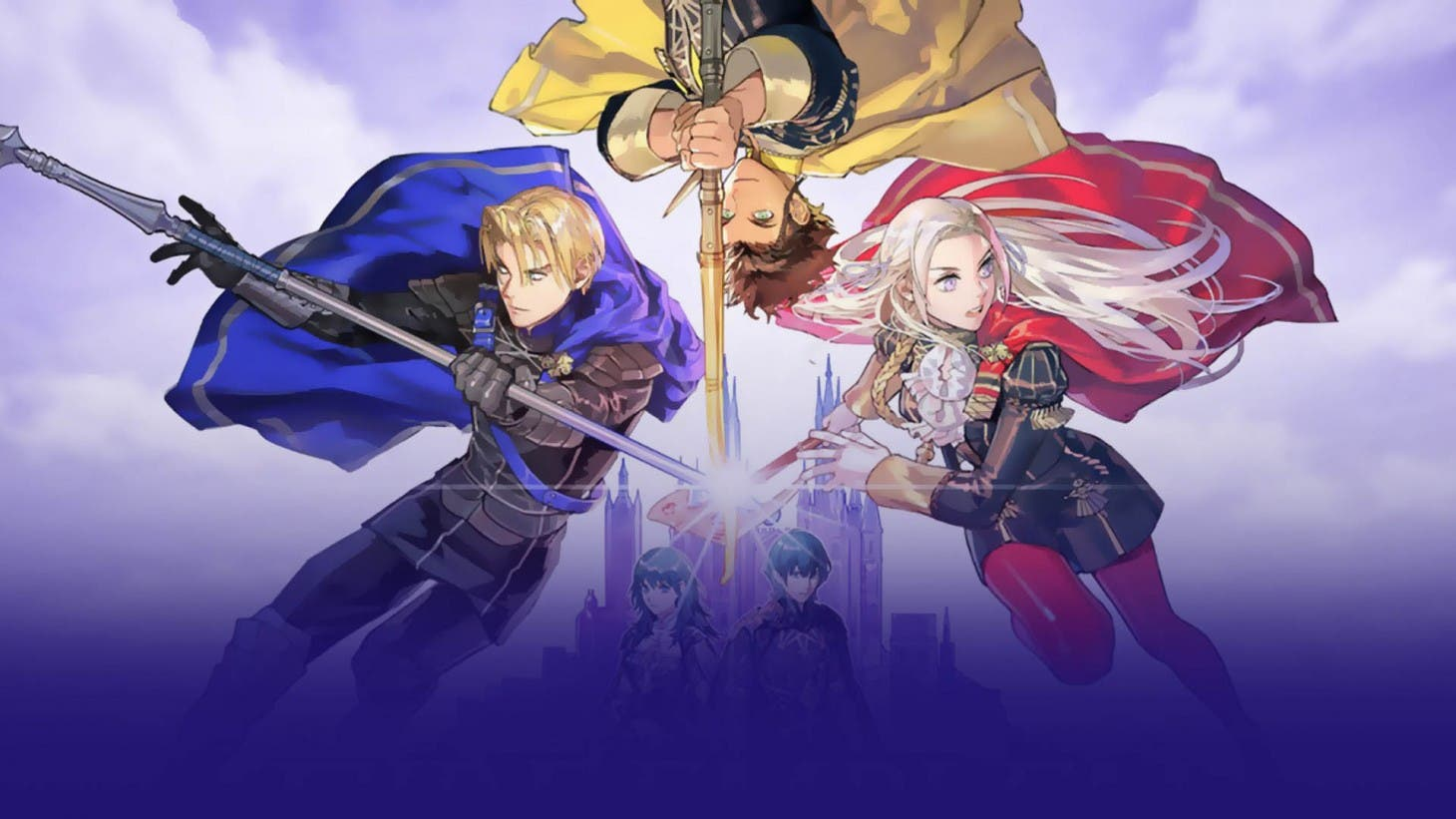 Imagen de Análisis Fire Emblem: Three Houses