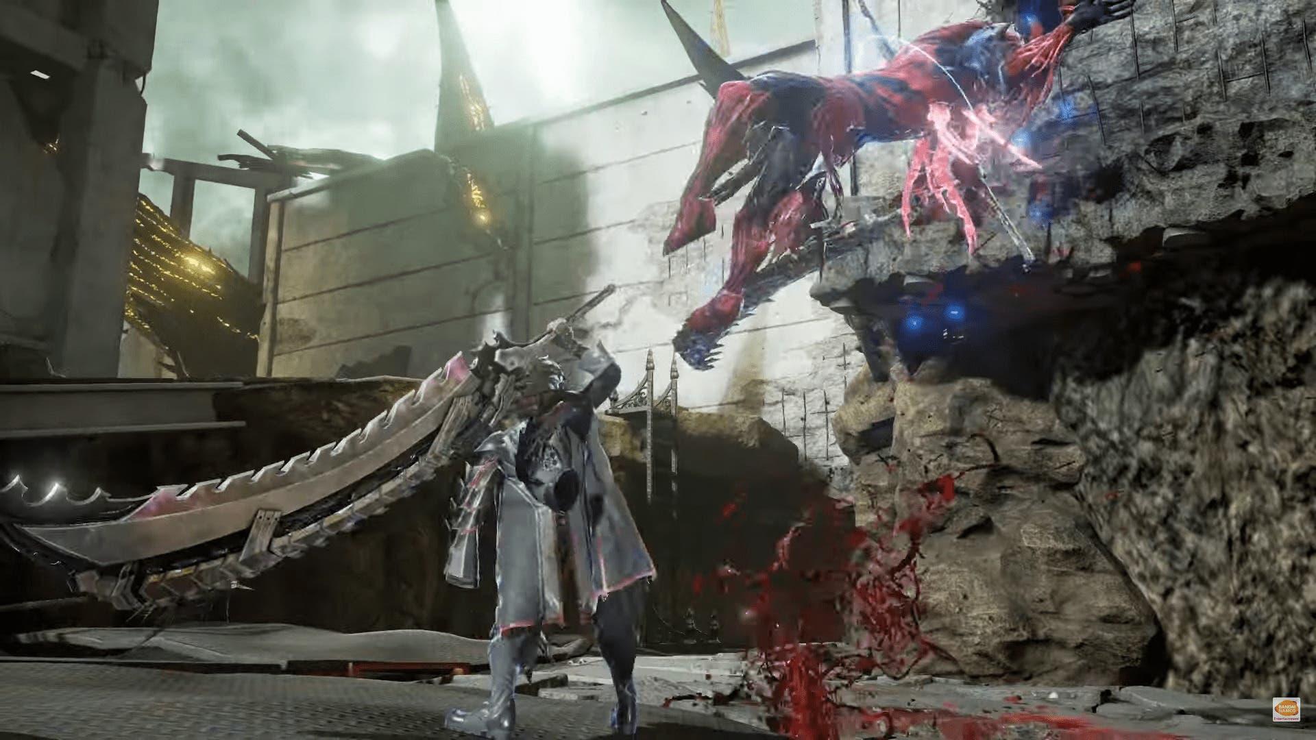 Imagen de Descubre lo que Bandai Namco ha mostrado de Code Vein en la TGS 2019