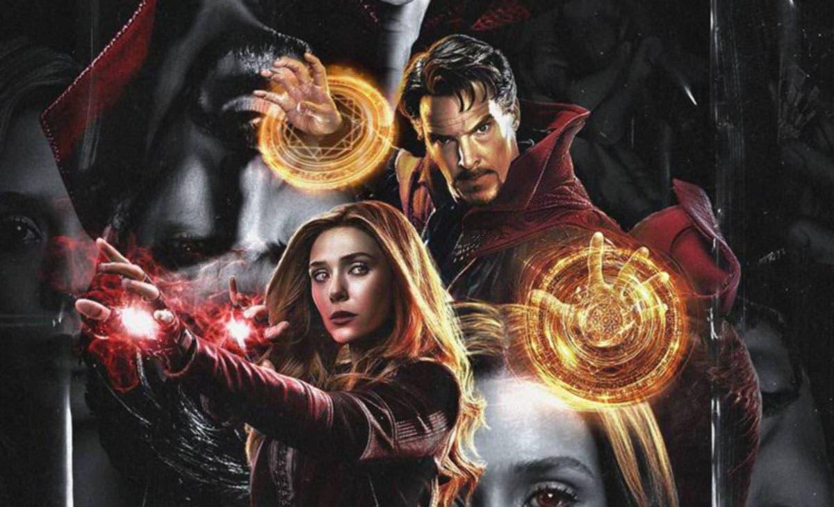Imagen de El vestuario de Doctor Strange: In The Multiverse of Madness contará con un sello especial