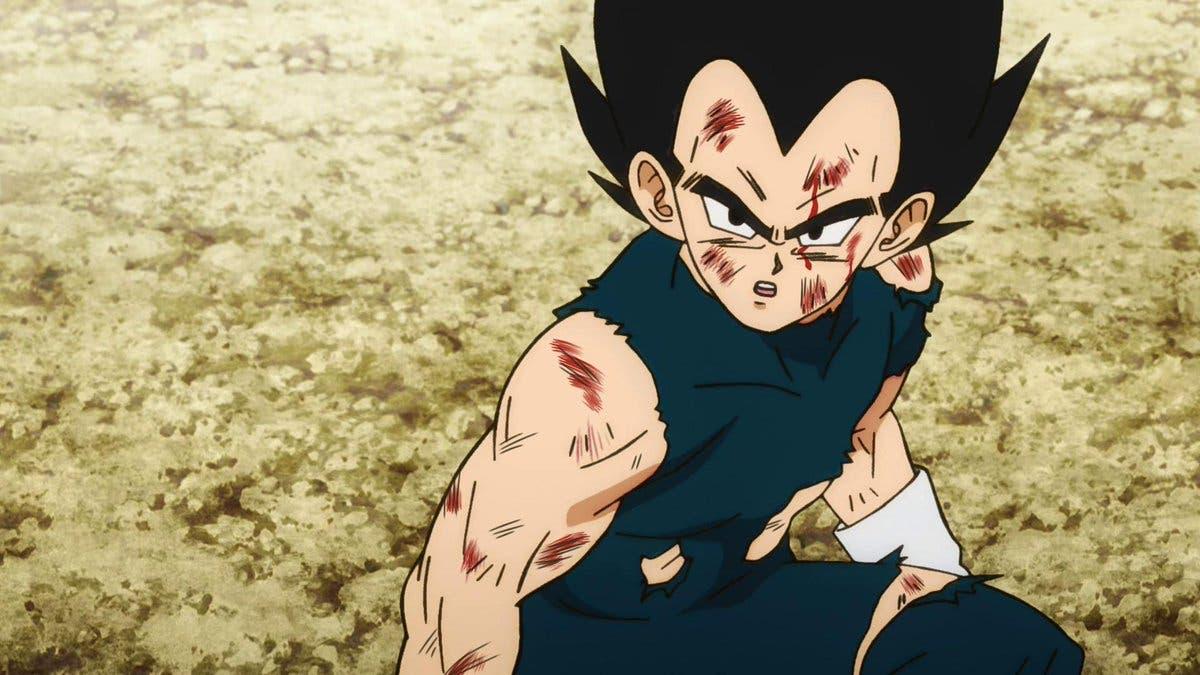 Imagen de Así sería Dragon Ball Super al estilo clásico de los 90 recuperando la sangre