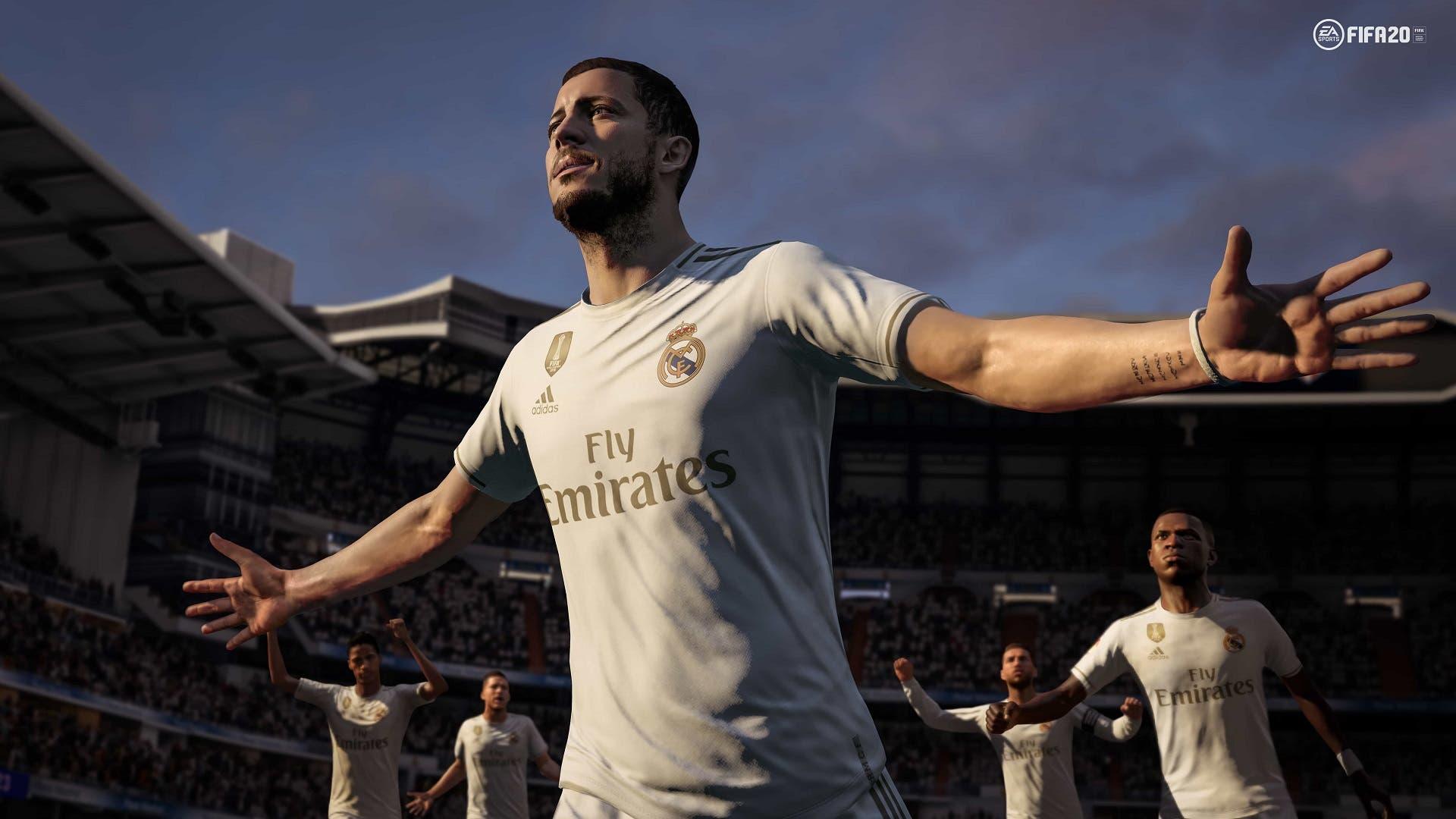 Imagen de FIFA 20 se corona como lo más vendido en Reino Unido durante el mes de septiembre