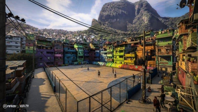 Imagen de Primeras impresiones de Volta, el fútbol más callejero vuelve en FIFA 20