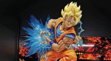 Imagen de Goku lucirá también su imagen normal en la figura de Prime 1 Studio y MegaHouse